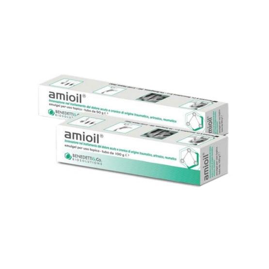 Amioil® Emulgel 100g - Nel dolore artrosico, reumatico, traumatico