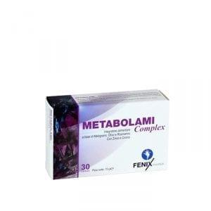 Metabolami complex 30 capsule