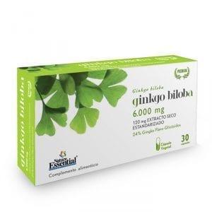 Ginkgo Bilboa 120 mg - per la circolazione