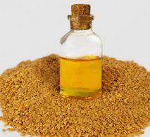 Olio di semi di lino, oli vegetali